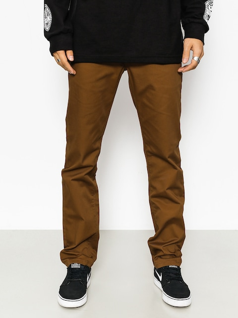 Kalhoty Kr3w K Slim Chino (coffee)