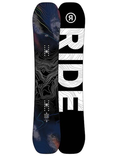 Snowboard Ride Berzerker Wide (black/white)