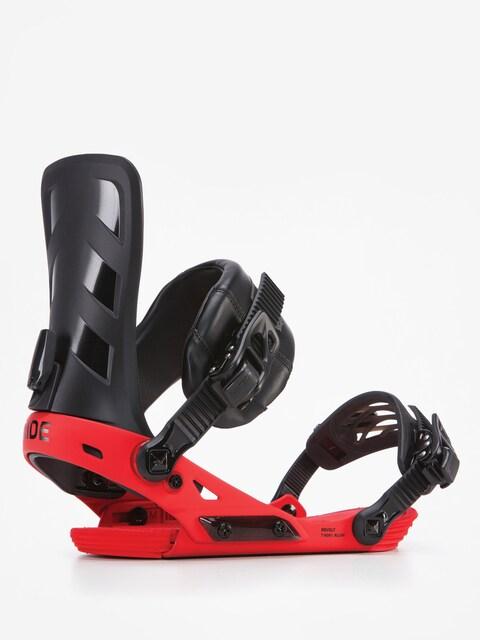 Snowboardové vázání Ride Revolt (red)