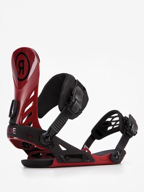 Snowboardové vázání Ride Ex (crimson)