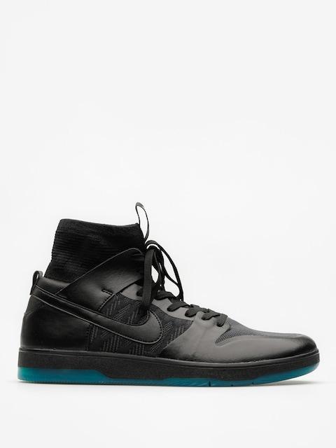 Boty Nike SB Zoom Dunk High Elite (black/black dk atomic teal)