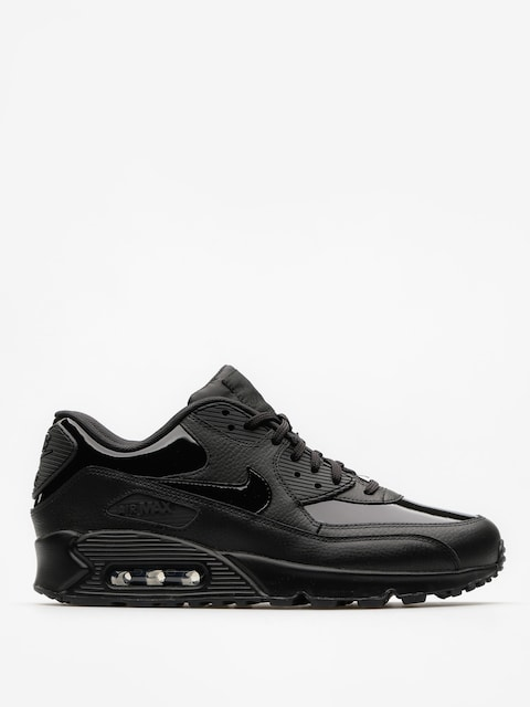 Boty Nike Air Max 90 Leather Wmn (black/black black)
