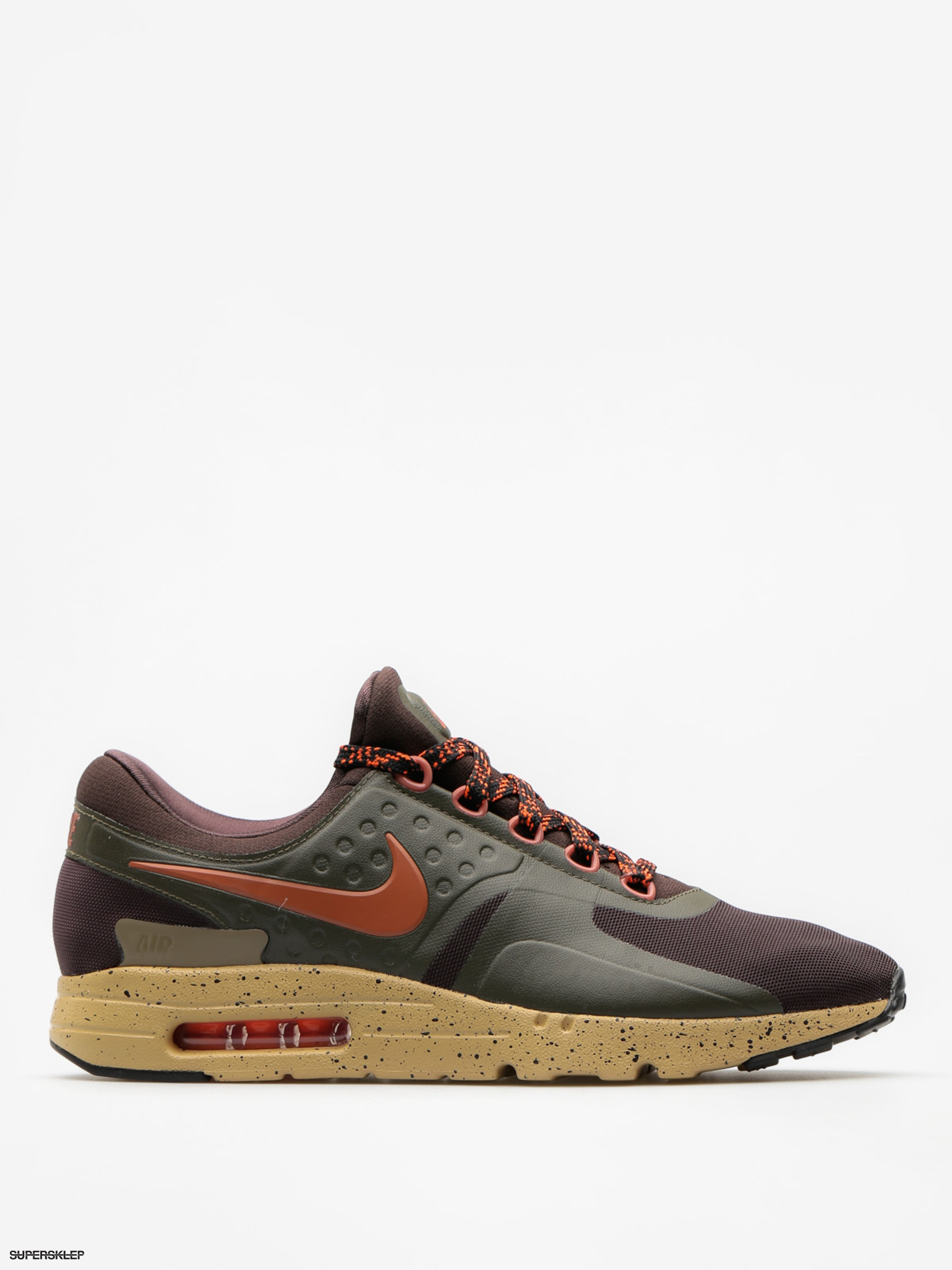 Boty Nike Air Max Zero Se (velvet brown/dusty peach cargo khaki)