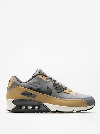 Boty Nike Air Max 90 (Premium cool grey/deep pewter mushroom wolf grey)
