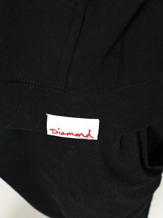 Mikina s kapucí Diamond Supply Co. Gem Market HD (black)