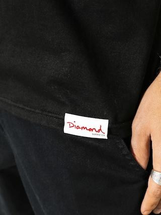 Tričko Diamond Supply Co. Futura Sign (black)
