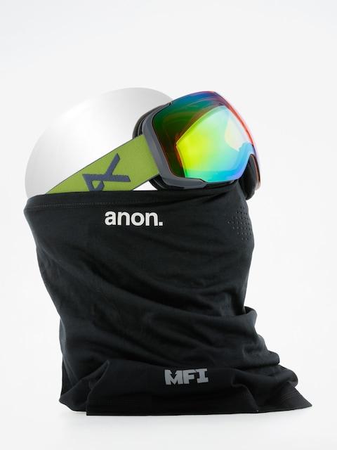Brýle na snowboard Anon M2 Mfi (green/sonargreen)