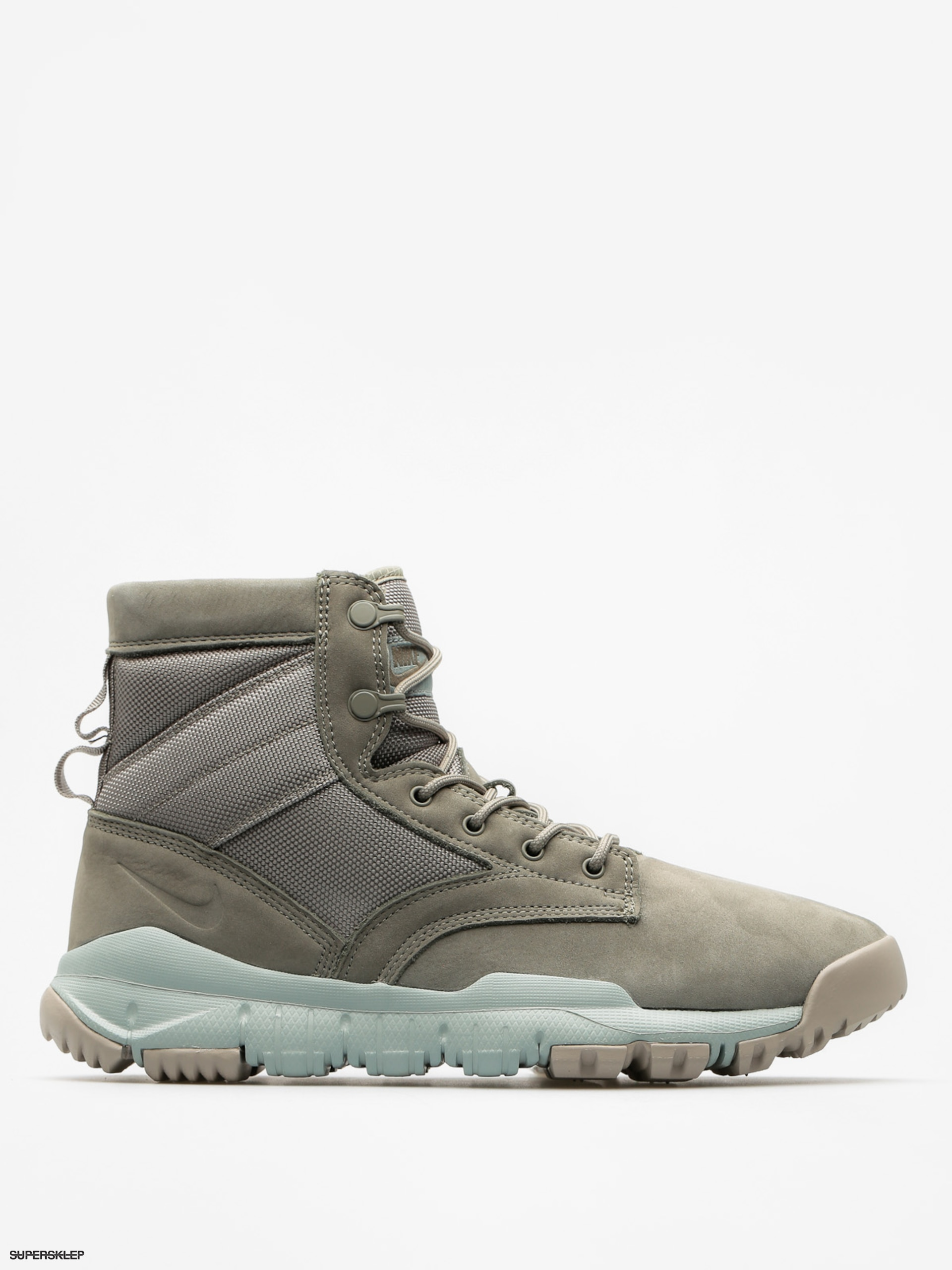 Boty Nike Sfb 6 Nsw Leather (dark stucco/dark stucco dusty sage)