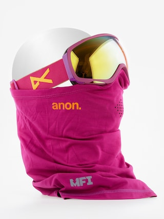 Brýle na snowboard Anon Tempest Mfi Wmn (purple/gold chrome)