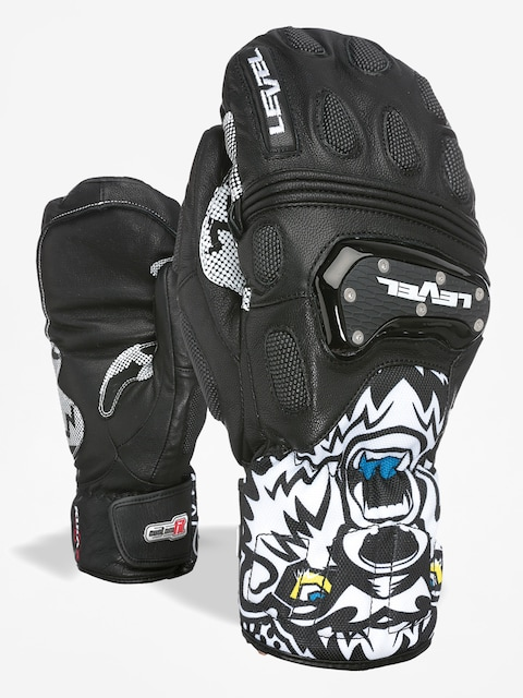 Rukavice Level Sq Cf Mitt (black)