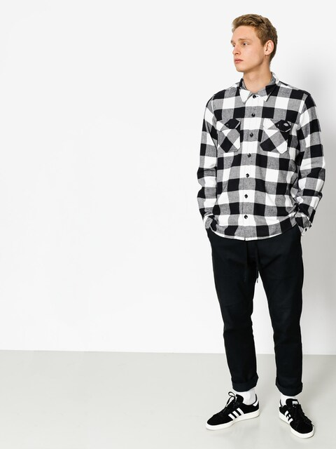 Košile Dickies Sacramento LS (black)