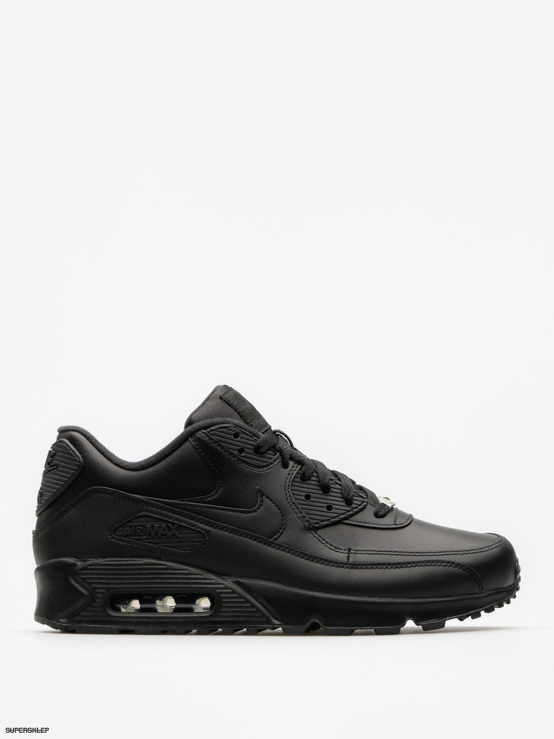 Boty Nike Air Max 90 Leather (black/black)