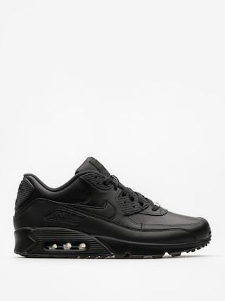 Boty Nike Air Max 90 (Leather black/black)