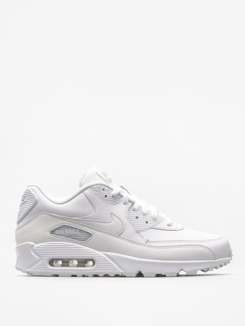 Boty Nike Air Max 90 Leather (white/white)