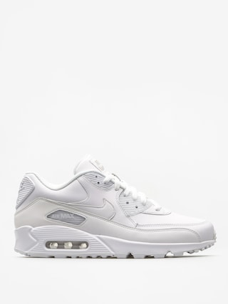 Boty Nike Air Max 90 (Leather white/white)