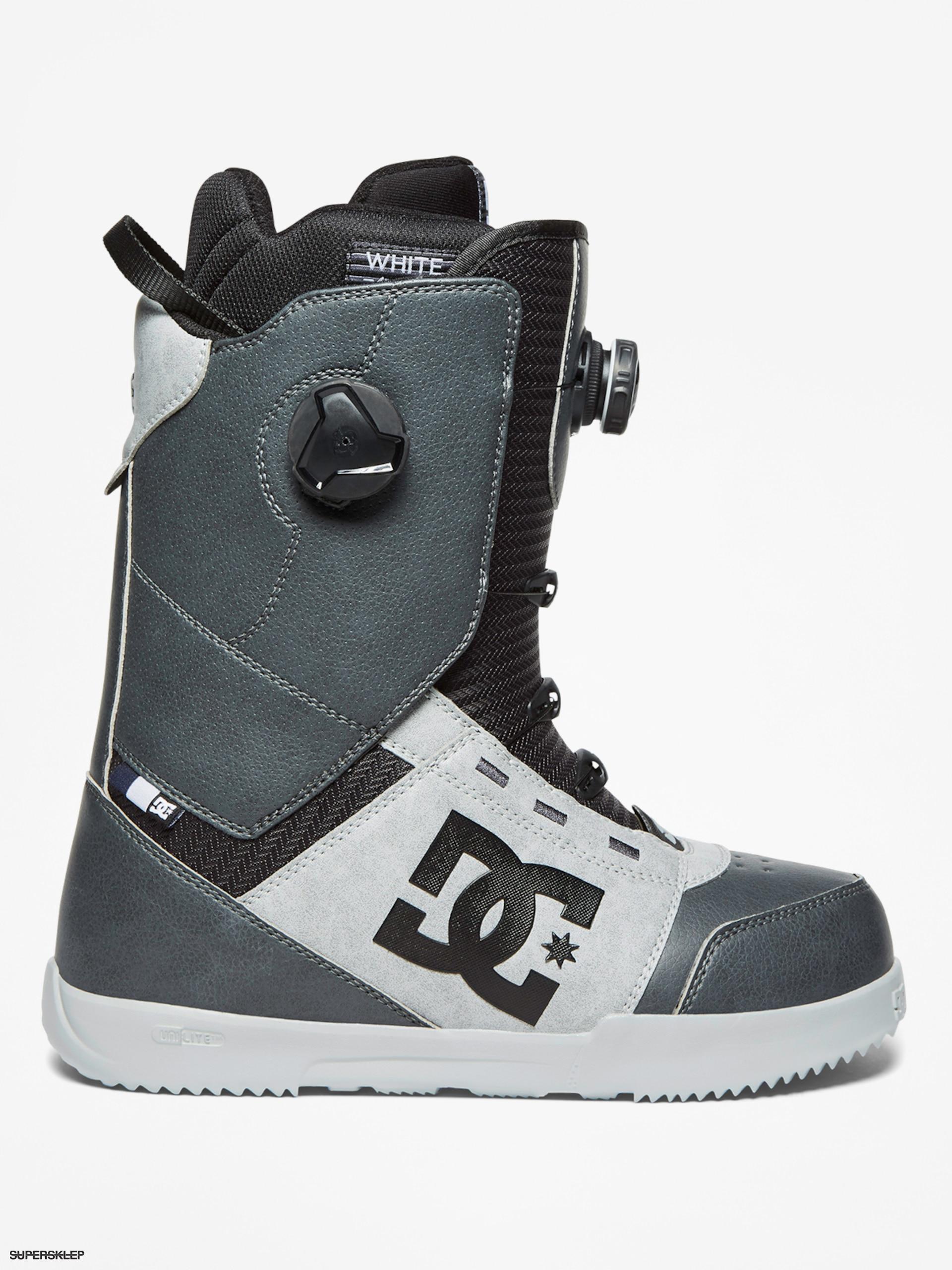 5b1102a04624d Boty na snowboard DC Control (dark shadow)