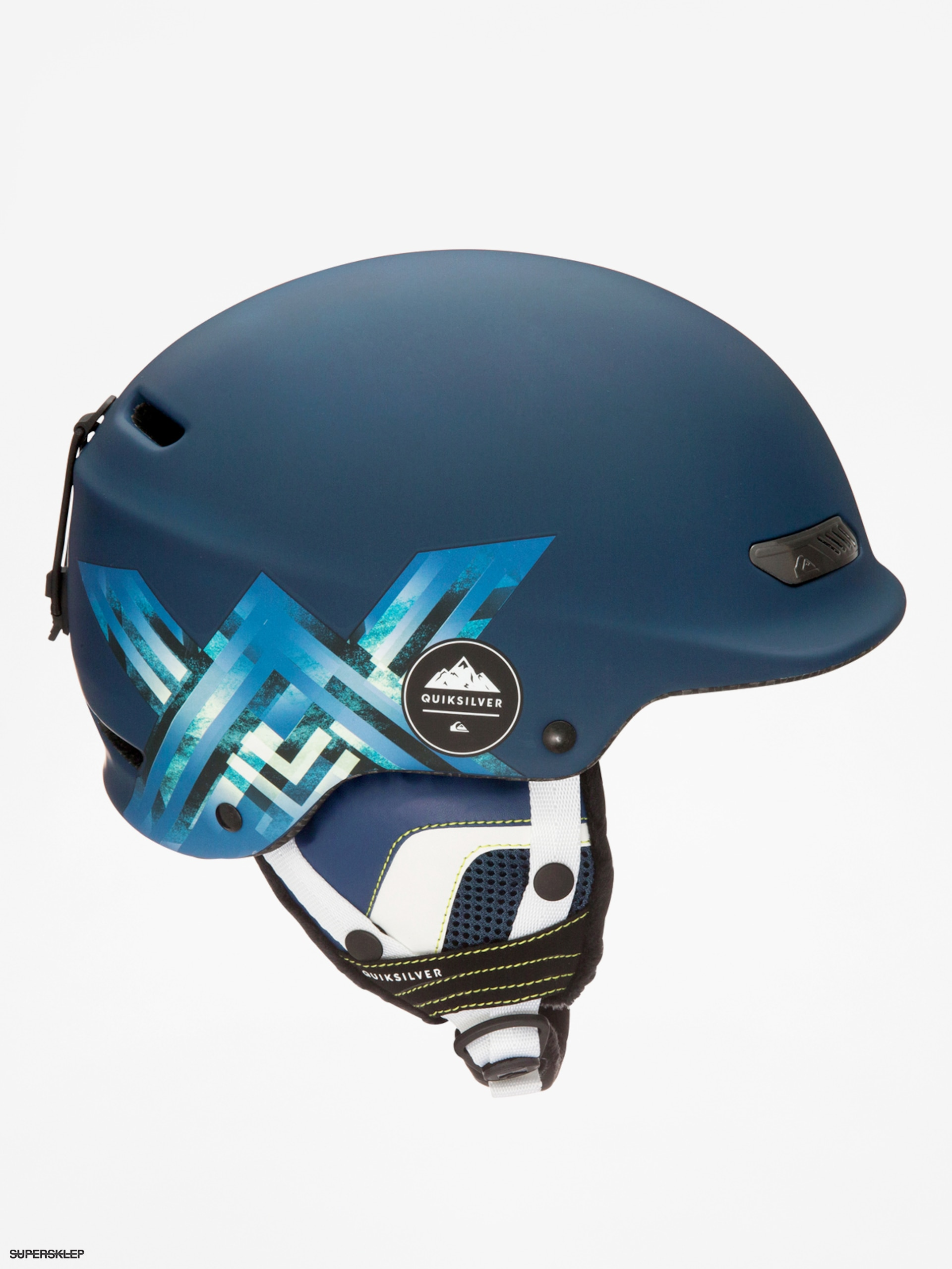 Helma Quiksilver Wildcat (estate blue)