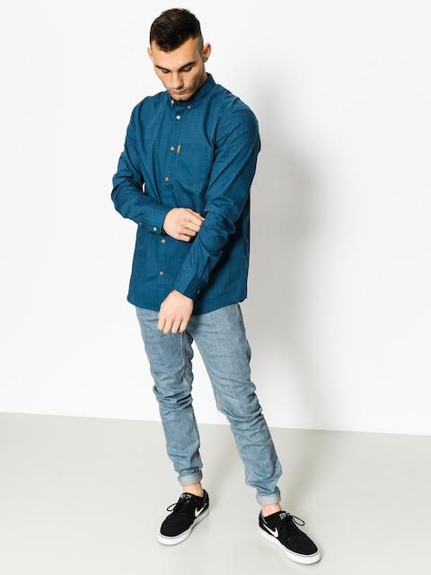 Košile Iriedaily Irie City Ls (navy blue)