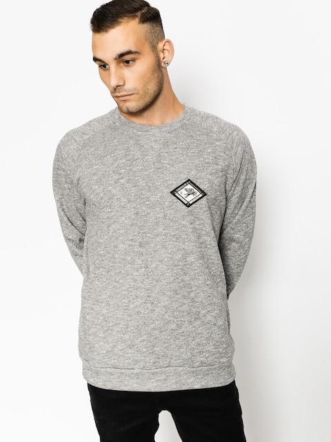 Mikina Turbokolor Patch (grey)