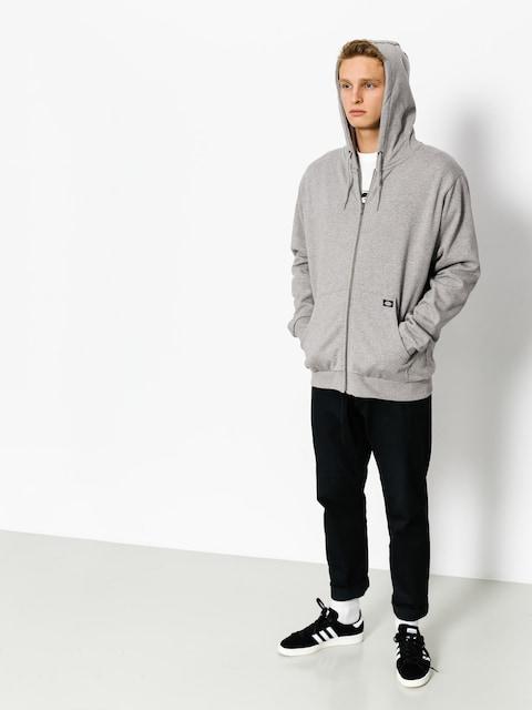 Mikina s kapucí Dickies Kingsley ZHD (grey melange)