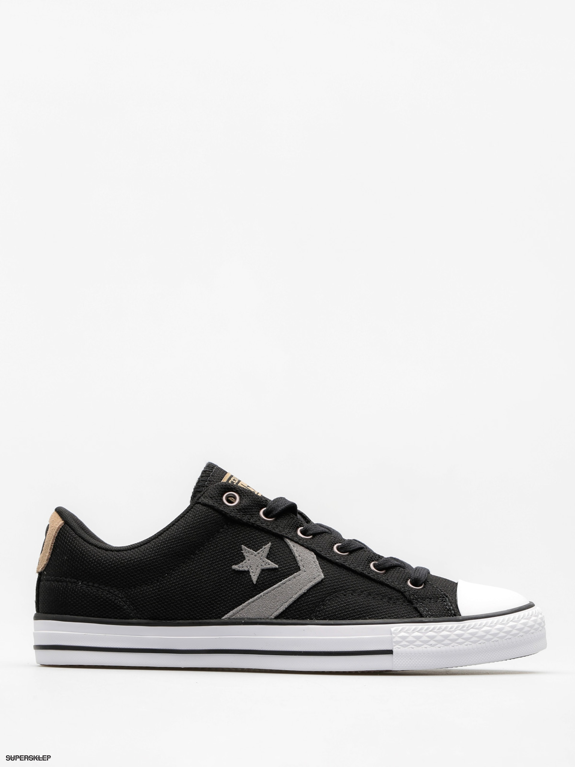 Tenisky Converse Star Player Ox (black/mason/khaki)