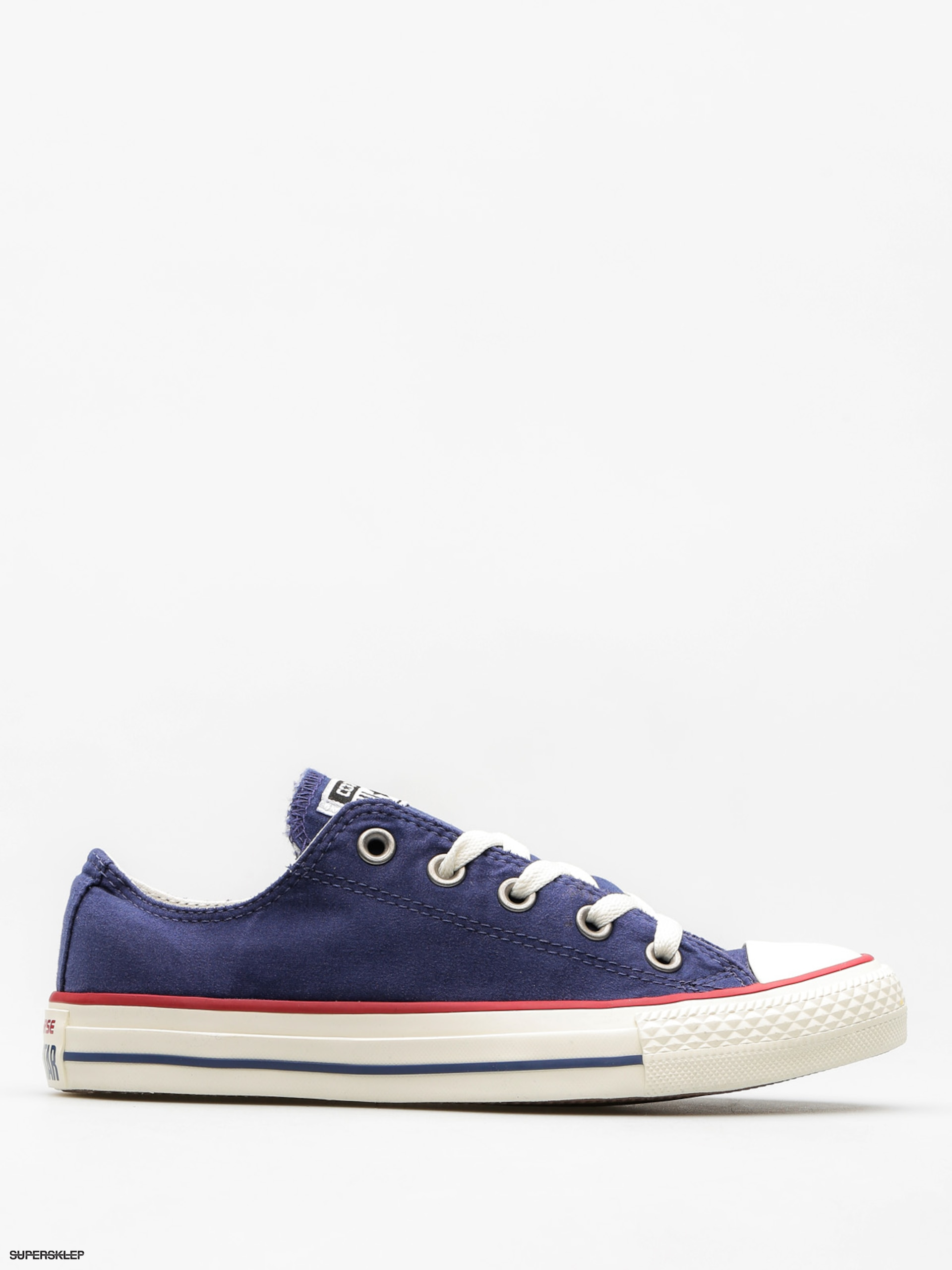 Tenisky Converse Chuck Taylor All Star Ox (midnight navy/garnet/egret)