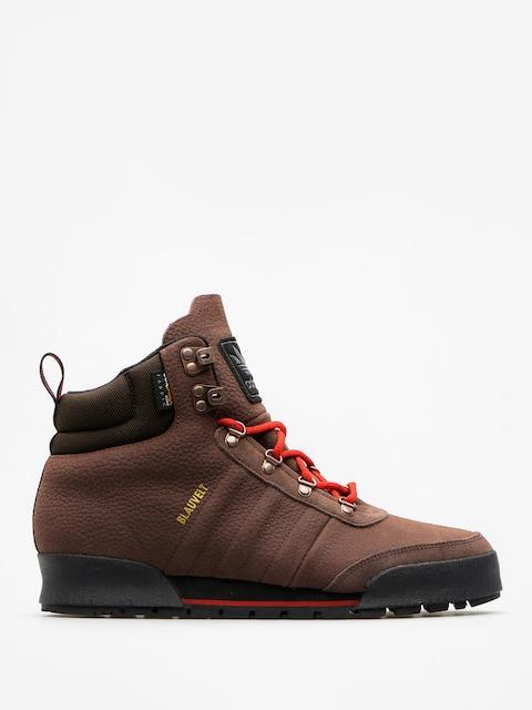 Zimní boty adidas Jake Boot 2.0 (brown/scarle/cblack)