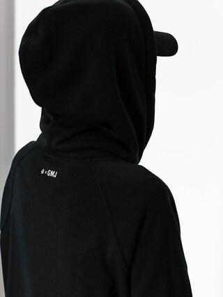 Mikina s kapucí Volcom Gmj HD Wmn (blk)