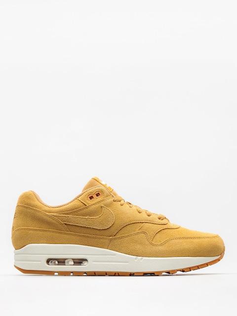 Nike Boty Air Max 1 (Premium flax/flax sail gum med brown)