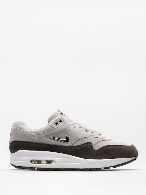 Nike Boty Air Max 1 Premium Sc Wmn (wolf grey/mtlc pewter deep pewter white)