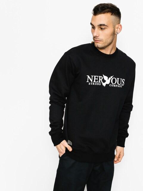Nervous Mikina Classic (black)