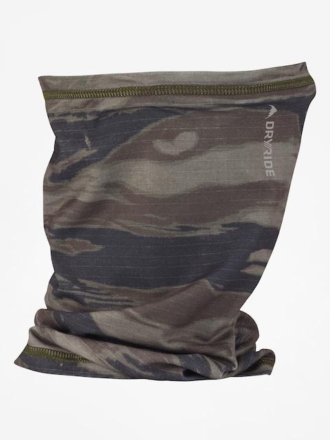 Burton Šátek 1Lyr Md Nck Wmr (olive grn worn tiger)