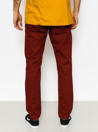 Kalhoty Turbokolor Sunday (burgundy)