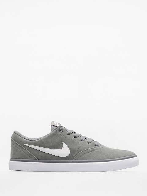 Boty Nike SB Check Solar (cool grey/white)