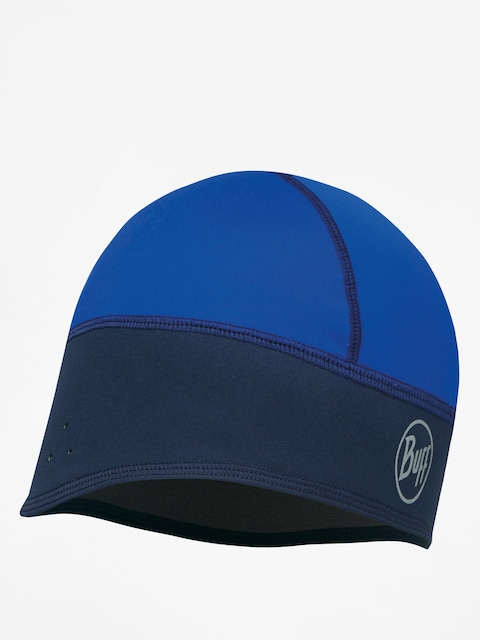 Čepice Buff Windproof & Tech (solid blue)