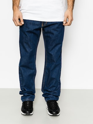 Kalhoty SSG Jeans Slim Classic (medium navy)