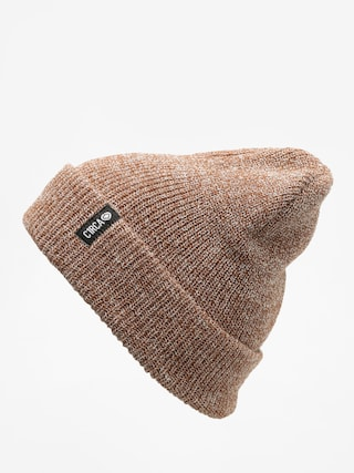 Čepice Circa Flag Heritage Beanie (heather oatmeal)