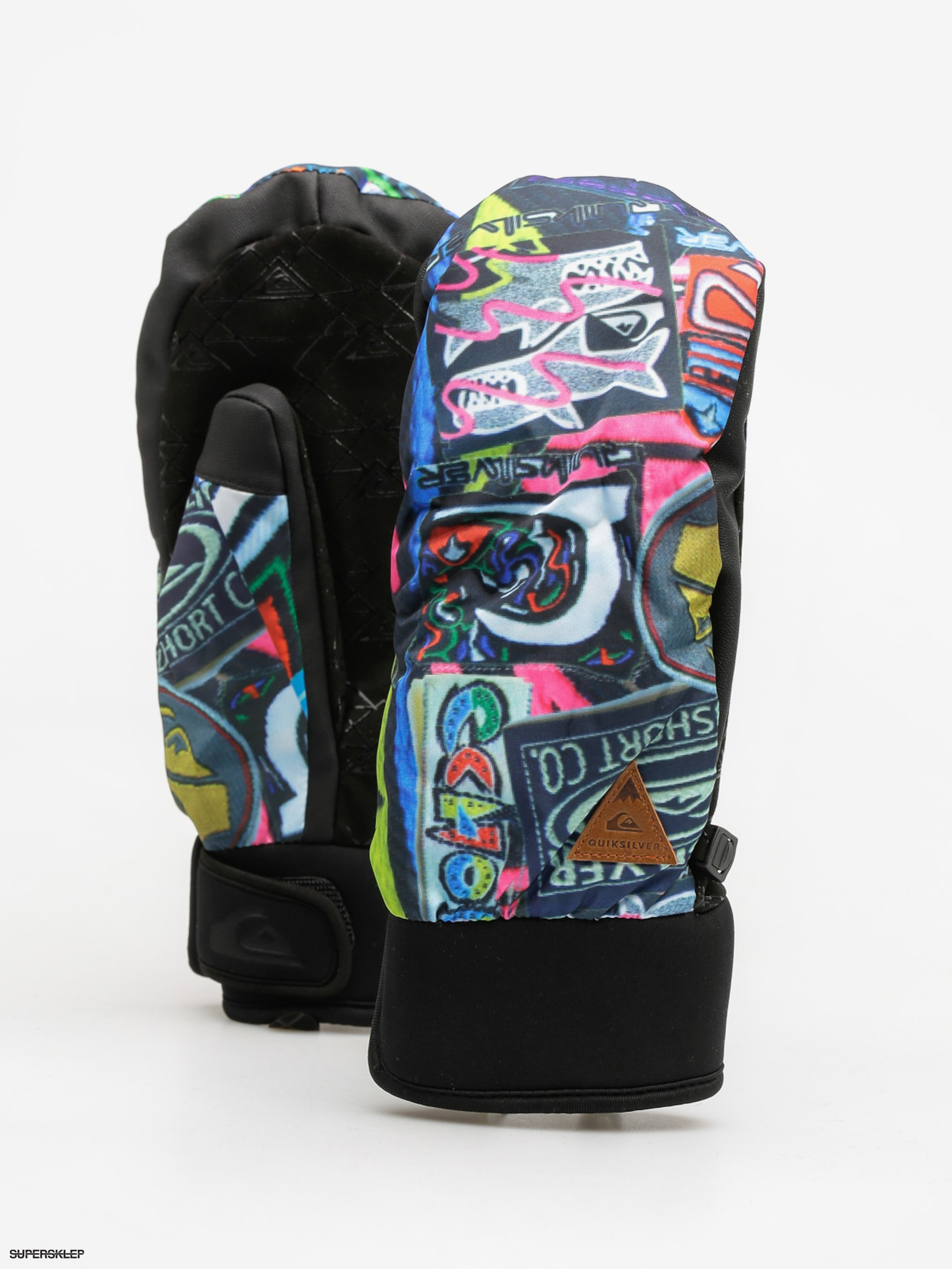 Rukavice Quiksilver Method Mitt