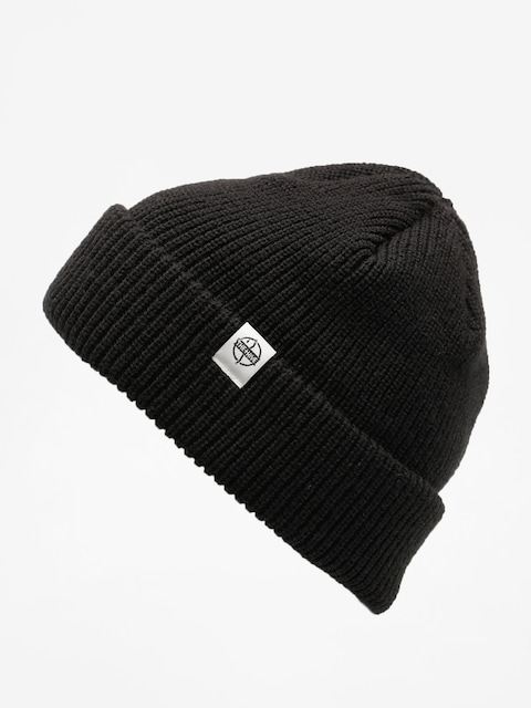 Čepice The Hive Fisherman Beanie (black)