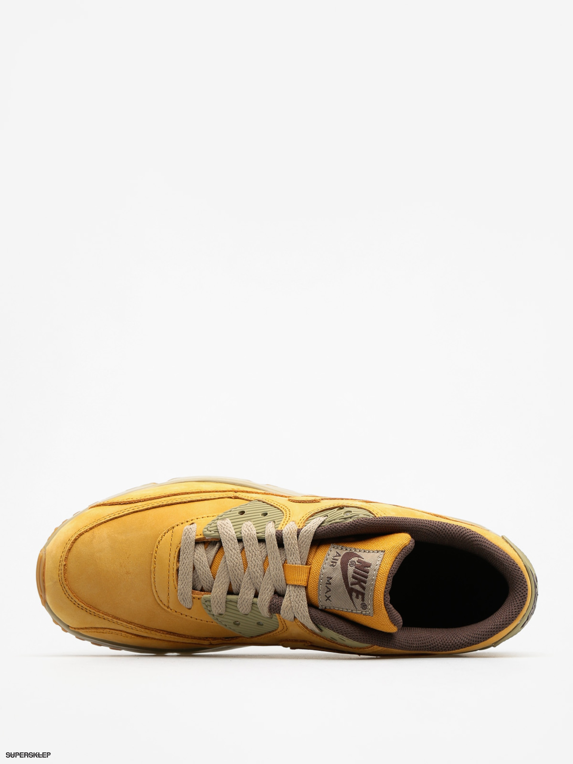promo code ccb25 40aca Boty Nike Air Max 90 Winter Premium Gs (bronze bronze baroque brown bamboo)