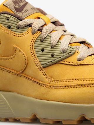 Boty Nike Air Max 90 Winter Premium Gs (bronze/bronze baroque brown bamboo)