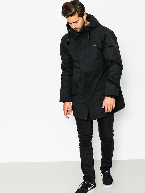 Bunda Iriedaily Nilas Coat (black)