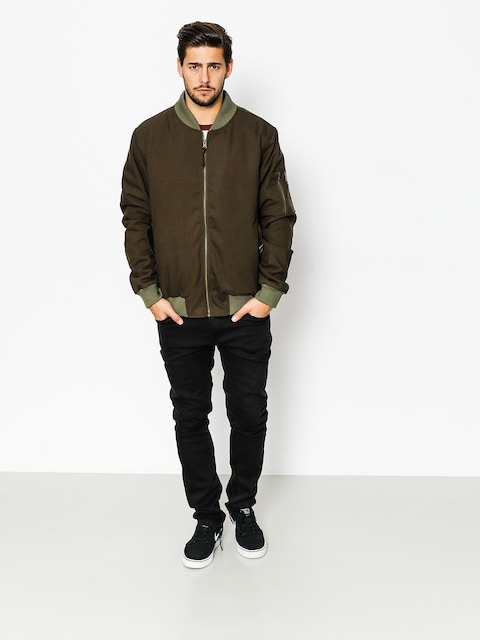 Bunda Turbokolor Bomber (khaki)
