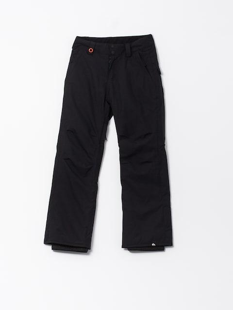 Snowboardové kalhoty  Quiksilver Estate (black)