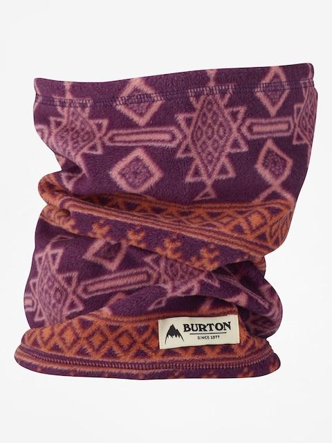 Šátek Burton Ember Fleece Nckwmr (starling mojave)