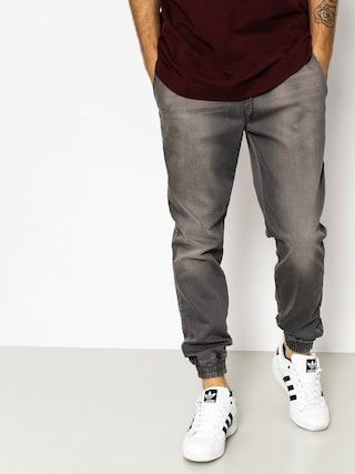 Kalhoty Diamante Wear Rm Classic Jogger (washed grey)