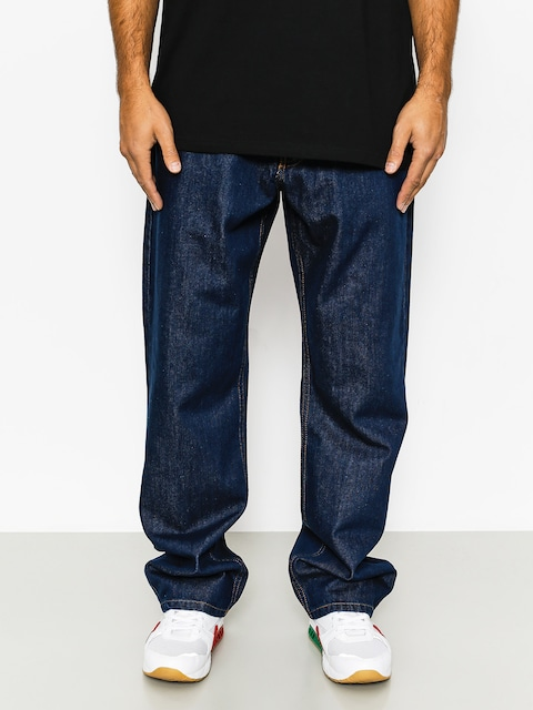 Kalhoty SSG Regular Colors Jeans (dark navy)