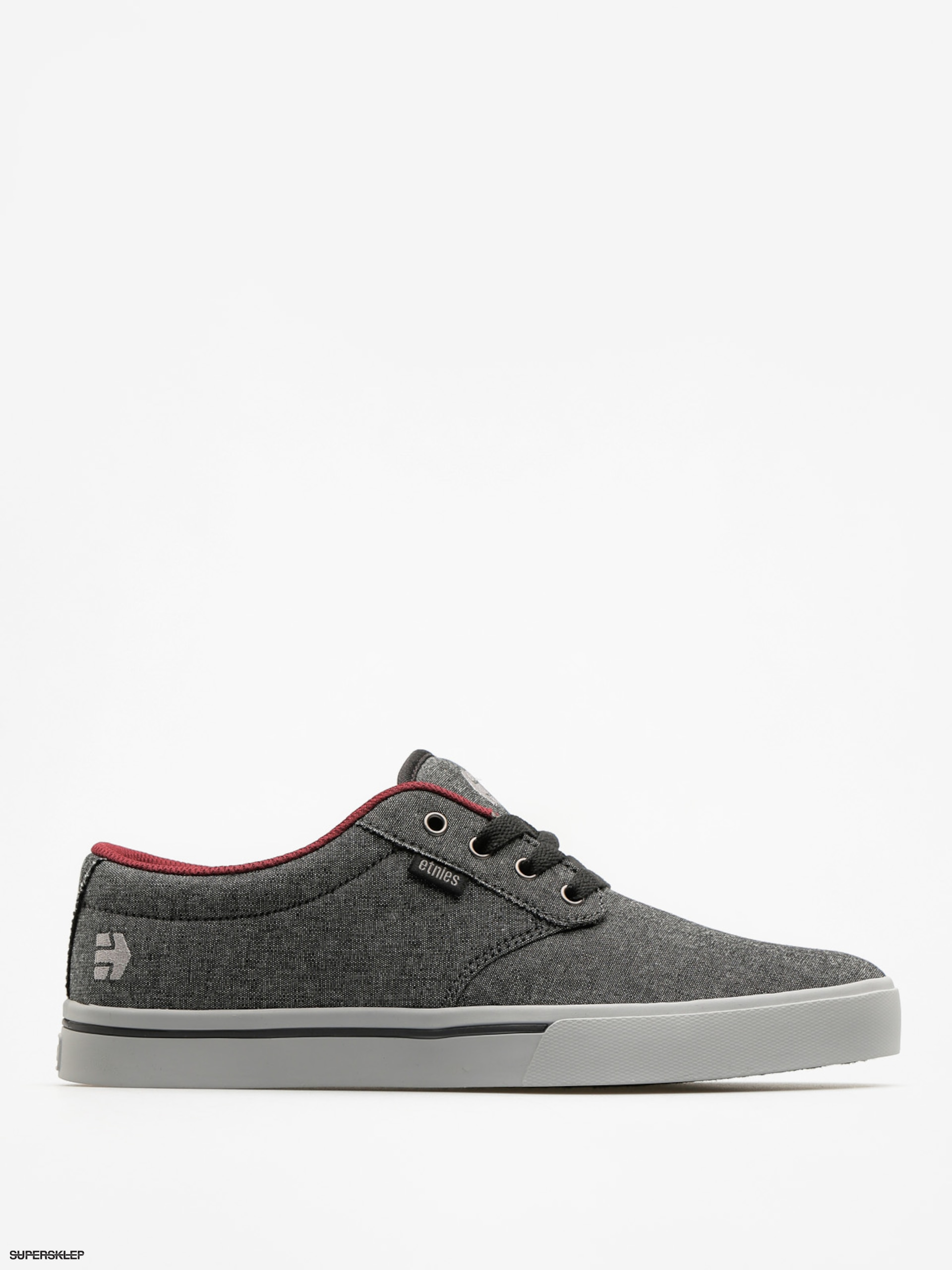 Boty Etnies Jameson 2 Eco (black denim)