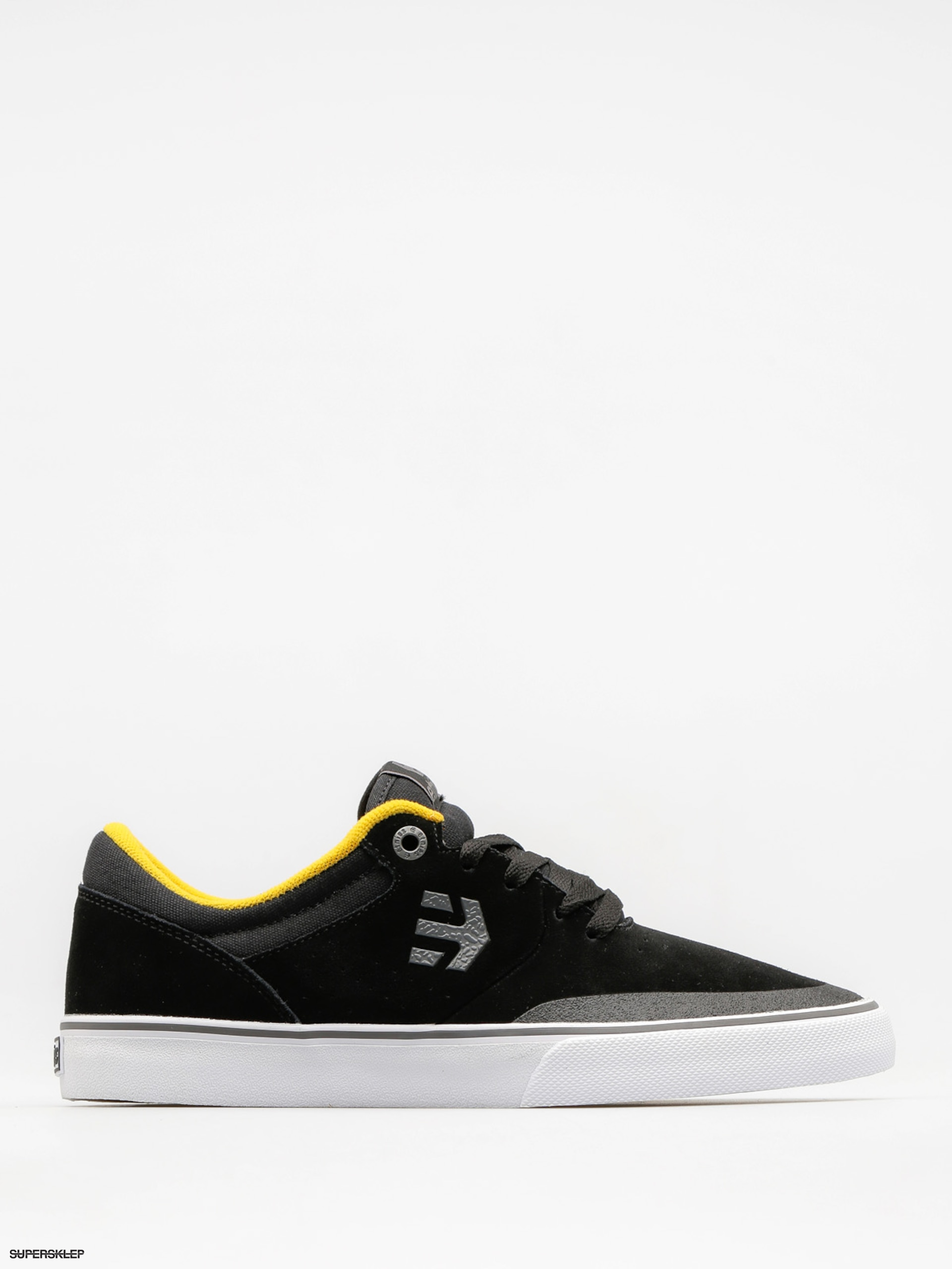 Boty Etnies Marana Vulc (black/yellow/grey)