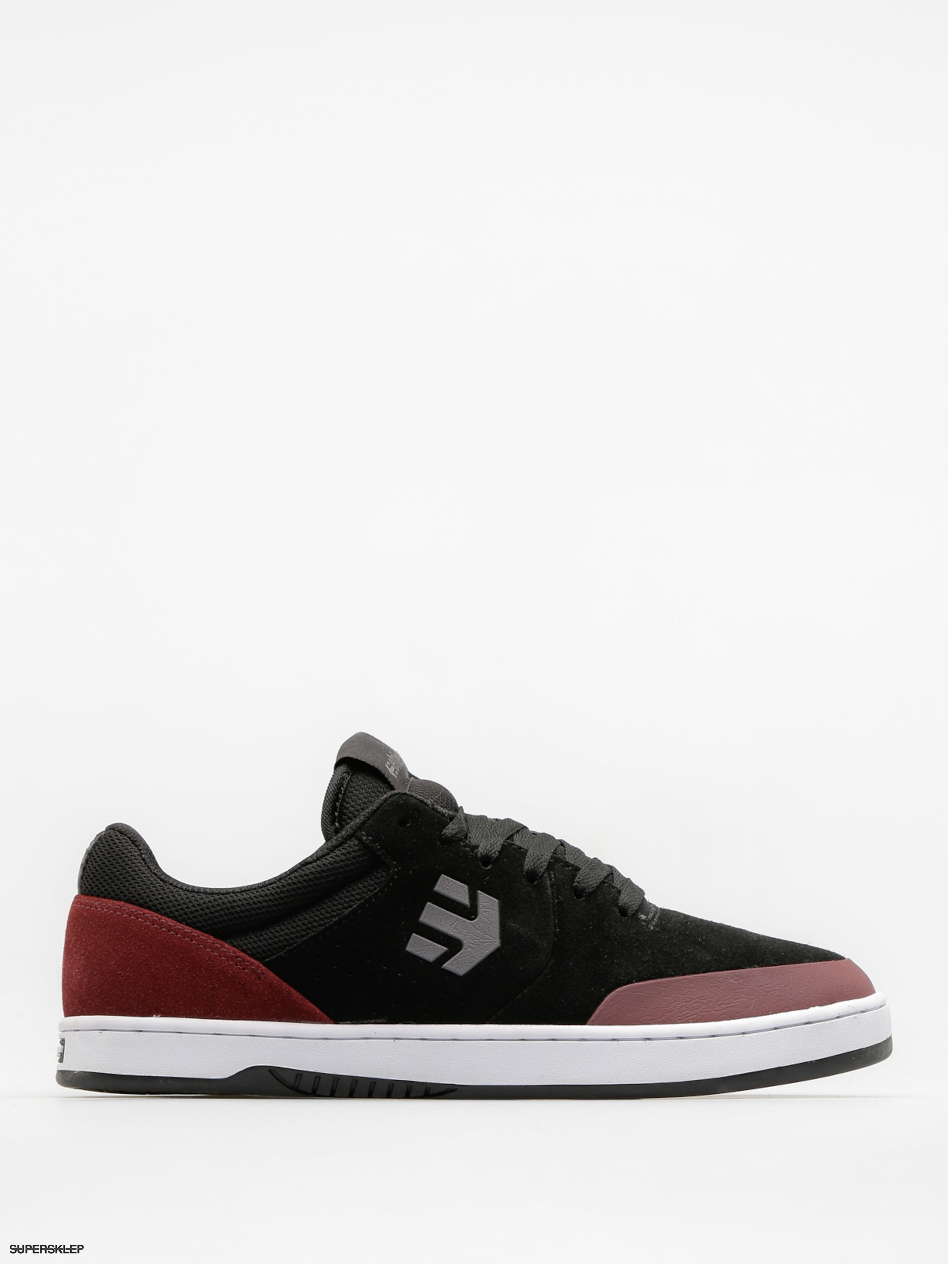Boty Etnies Marana (black/red/grey)